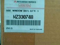 Дефлекторы окон Mitsubishi L-200 с 2016 г. в