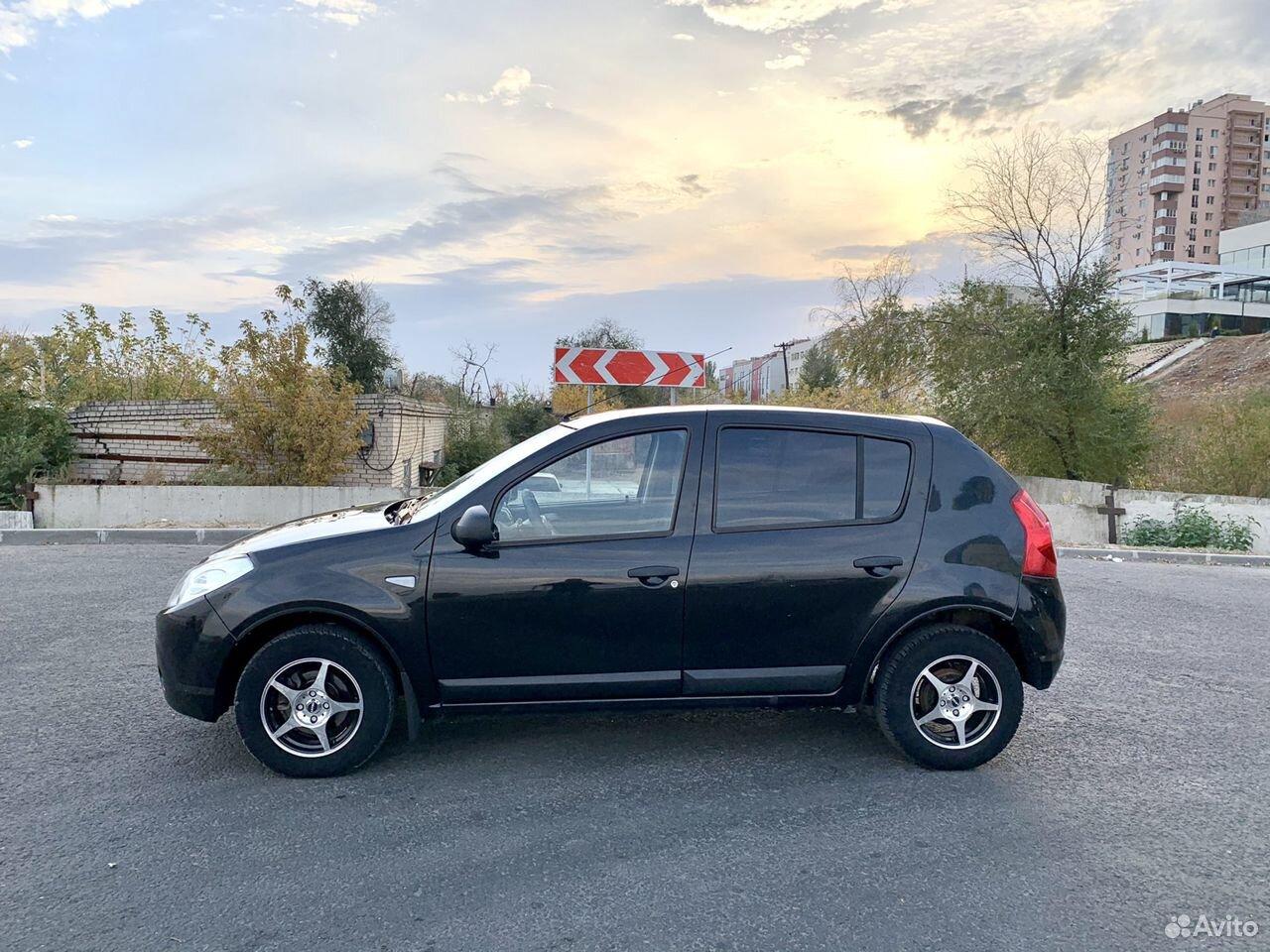 Renault Sandero, 2012  89610795153 купить 9