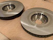 Передние тормозные диски Lexus-Toyota, оригинал, н