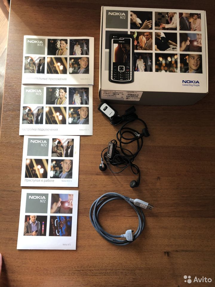 Nokia N72  89272897588 купить 3
