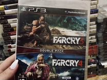 Far cry 3 & Far cry 4 для PS3
