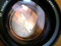 Nikon 85mm f/1.4D af