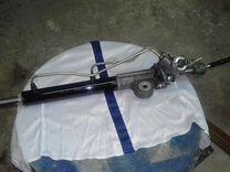 Рулевая рейка с гур