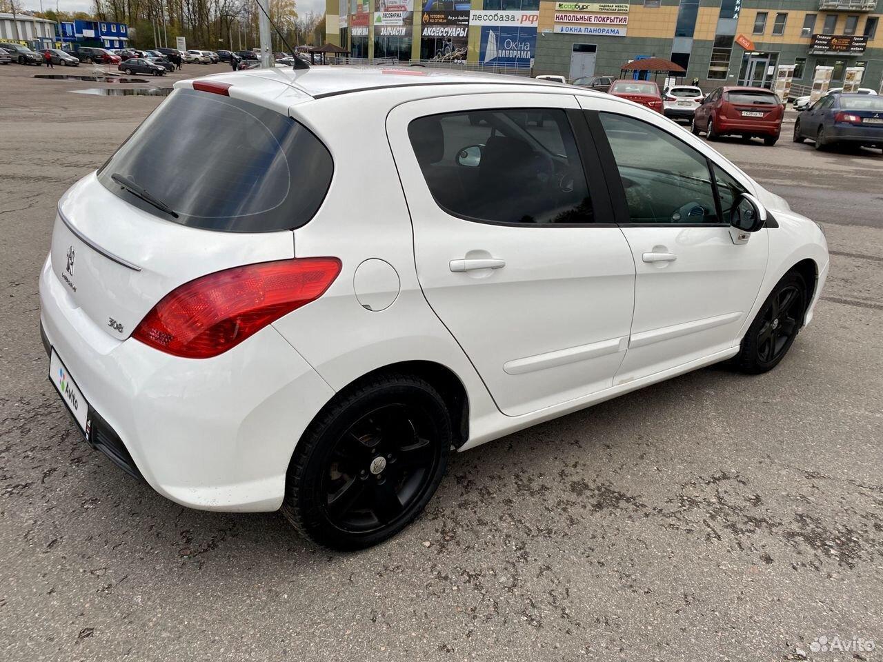 Peugeot 308, 2011 89117983844 купить 5