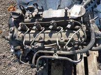 Двигатель D4HA Турбо Z62412FZ00 Kia Hyundai