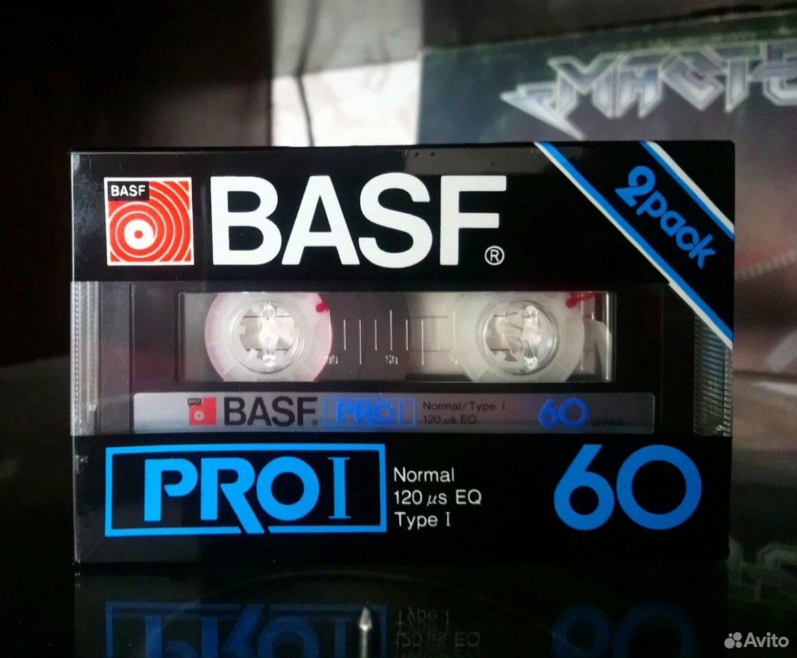 Аудиокассеты basf PRO I 60 (2pack)  89147250335 купить 5