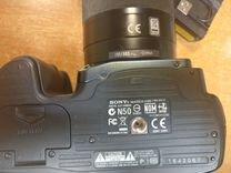 Sony Alpha dslr-A100 (020726Д)