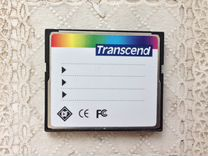 Compact Flash Transcend 2Gb 120x