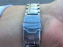 Часы наручные Casio Ediface