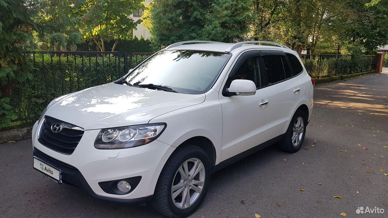 Hyundai Santa Fe, 2010  89097956613 купить 2