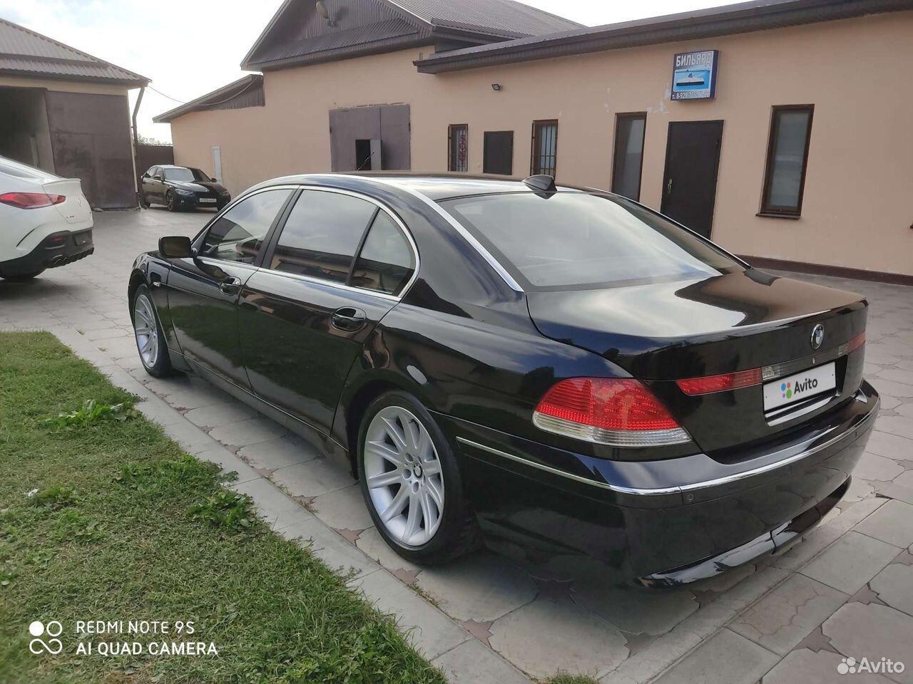 BMW 7 серия, 2004  89050052973 купить 5