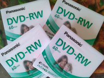 DVD-RW 60мин