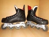 Ролики хоккейные Bauer Vapor R 300 р-р 8 SR