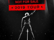 Билет на концерт Bon Jovi в Москве