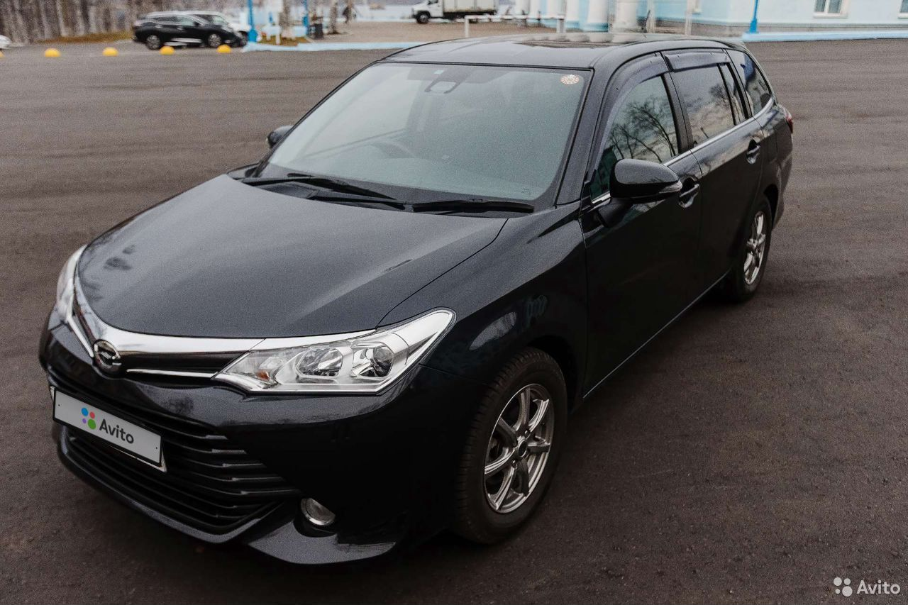 Toyota Corolla Fielder, 2015  89842800704 купить 2