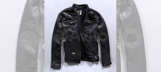 e95069285d1 Новая мужская кожаная куртка Diesel 48-50 р купить в Москве на Avito —  Объявления на сайте Авито