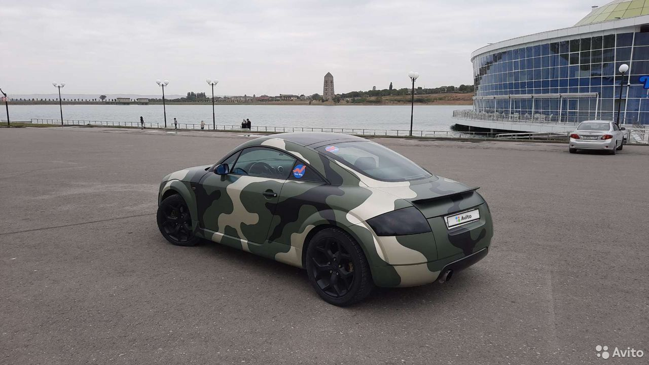 Audi TT, 1999  89635891457 купить 5
