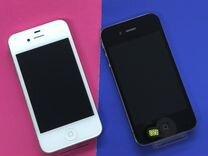 iPhone 4s 16gb Новые Оригинал Гарантия