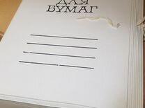 Папка для документов bantex 60мм на 4-х кольцах