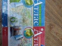 Атласы по географии 6 и 9 класс