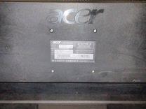Монитор Acer al1916w — Товары для компьютера в Перми