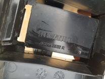 Усилитель переднего бампера Renault Dokker